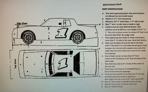 Car Classes / Rules | Texana Raceway | Edna, TX